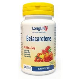 Longlife Betacarotene 60cpr