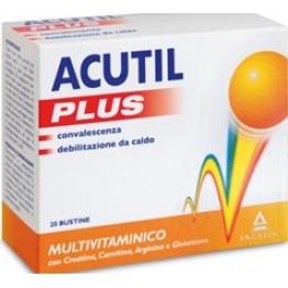 Acutil Multivit Plus 20bust