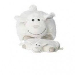 Warmies Peluche Term Pecora Cu