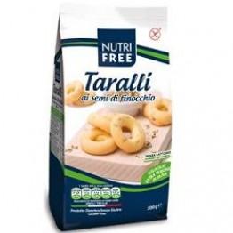 Nutrifree Taralli Semi Fin200g