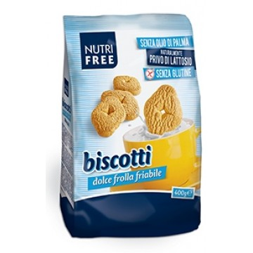 Nutrifree Biscotti 400g