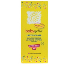 Babygella Cr Sol 1anno 100ml