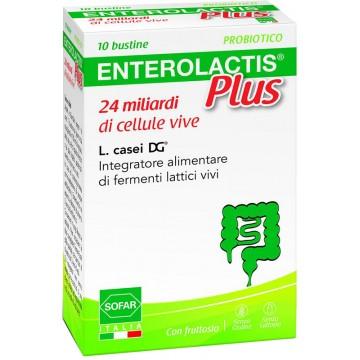 Enterolactis Plus Polv 10bust