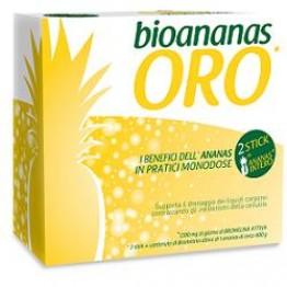 Bioananas Oro 30stick Monodose