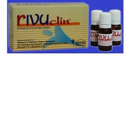 Rivuclin 10fial 10ml