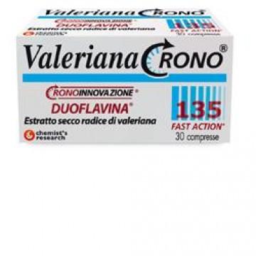 Valeriana Crono 135  Duofl 30cpr