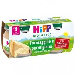 Hipp Bio Omog Parmigiano 2x80g