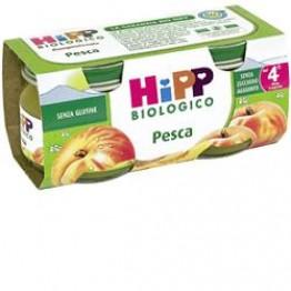 Hipp Bio Omog Pesca 80g 2pz