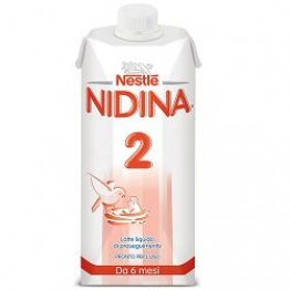 Nidina 2 Latte Liquido 500ml