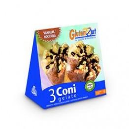Glutenout Cono Gelato Van/nocc