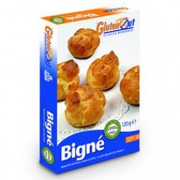 Glutenout Bigne Surgelati 120g