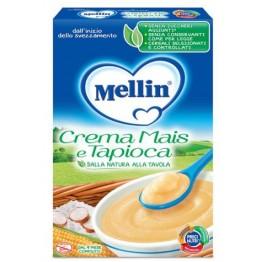 Mellin Cr Mais Tapioca 250g Nf