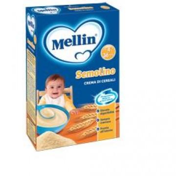 Mellin Semolino 250g Nf