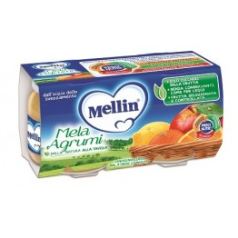 Mellin Omog Mela/agr 2x100g