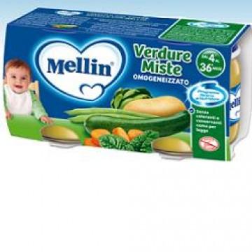 Mellin Omog Verdure Miste2x80g