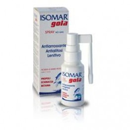 Isomar Gola Spray No Gas 20ml