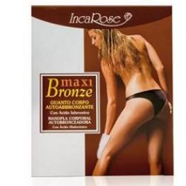 Incarose Maxi Bronze Guanto Corpo 3