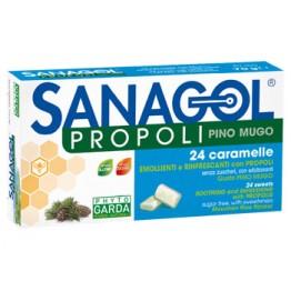 Sanagol Propoli Erb Bals 24car