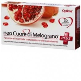Neo Cuore Melograno Plus 30cpr