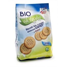 Biodelight Bisc Kamut/riso Bio