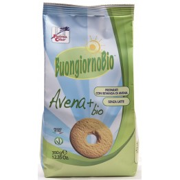 Buongiornobio Biscotti Avena+