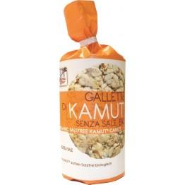 Gallette Kamut S/sale Bio 100g