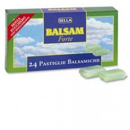 Balsam Forte S/zucch 24past