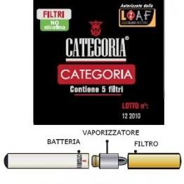 Categoria Filtri S/nicotina