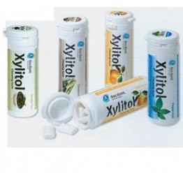 Xylitol Chewing Gum Menta Piperita 30 pz