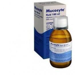 Mucosyte Fluid Sol Conc 180ml