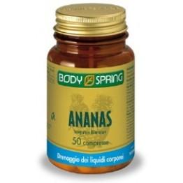 Body Spring Ananas 50cpr