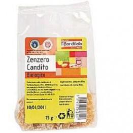 Zenzero Candito 75g