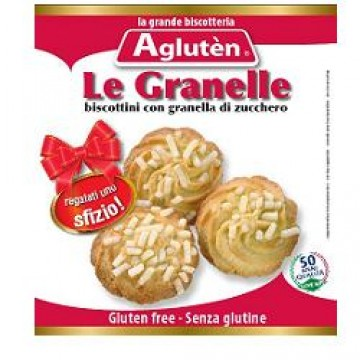 Agluten Le Granelle Bisc 100g