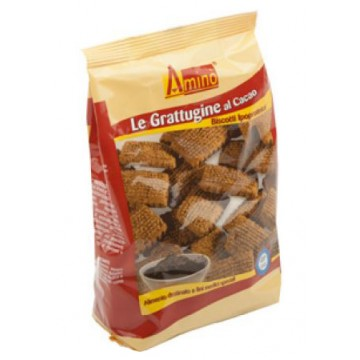 Amino Le Grattugine Cacao 200g