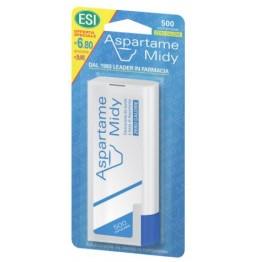 Aspartame Midy 500cpr C/disp