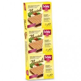 Schar Noccioli Snack 3x21g