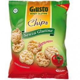 Giusto S/g Chips Pizza