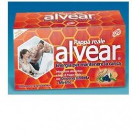 Alvear Pappa Reale Ginseng 10f