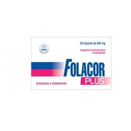 Folacor Plus 30cps
