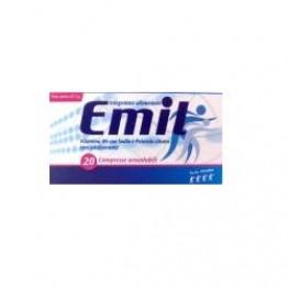 Emil 20cpr Orosolubili