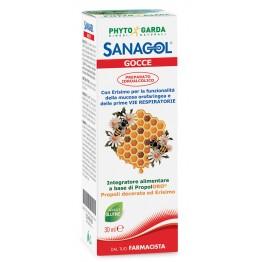 Sanagol Gocce Propoli 30ml