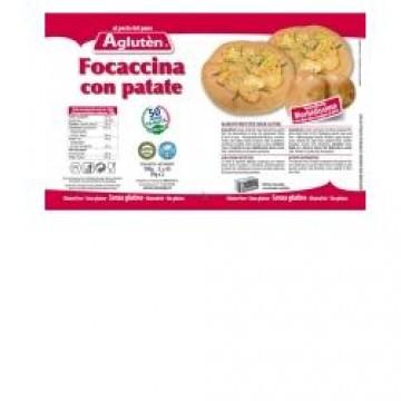 Agluten Focaccina Patate 100g