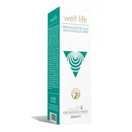 Well Life 25erbe Abros 250ml