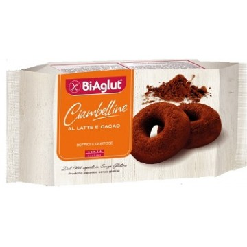 Biaglut Ciambella Latte&cacao