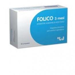 Folico 3 Mesi 90cpr