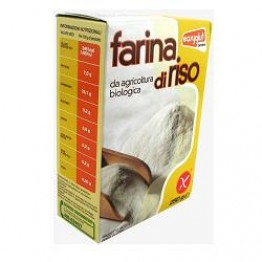 Easyglut Farina Riso Bio 250g