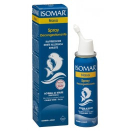 Isomar Spray Nasale Decongestionante 50ml
