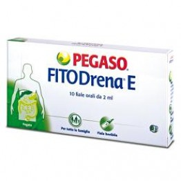 Fitodrena E 10f 2ml