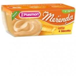 Merenda Latte/biscotto 120gx2p