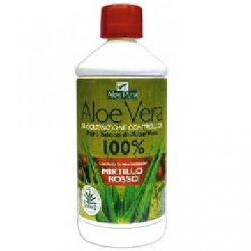 Aloe Vera Succo Mirtillo 1lt